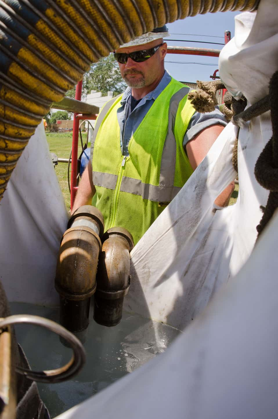 CIPP pipe lining in Charlotte, NC