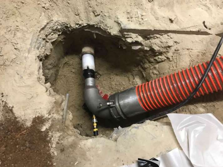 The Problems With Orangeburg Pipes